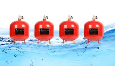 30L懸掛式七氟丙烷氣體滅火裝置